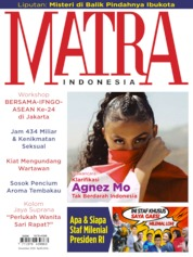 MATRA INDONESIA Magazine Cover December 2019