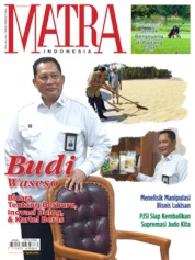 MATRA INDONESIA Magazine Cover February 2020