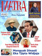 MATRA INDONESIA Magazine Cover March 2020
