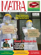MATRA INDONESIA Magazine Cover May 2020