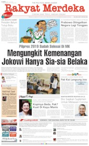Rakyat Merdeka Cover 09 July 2020