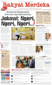 Rakyat Merdeka Cover 10 July 2020