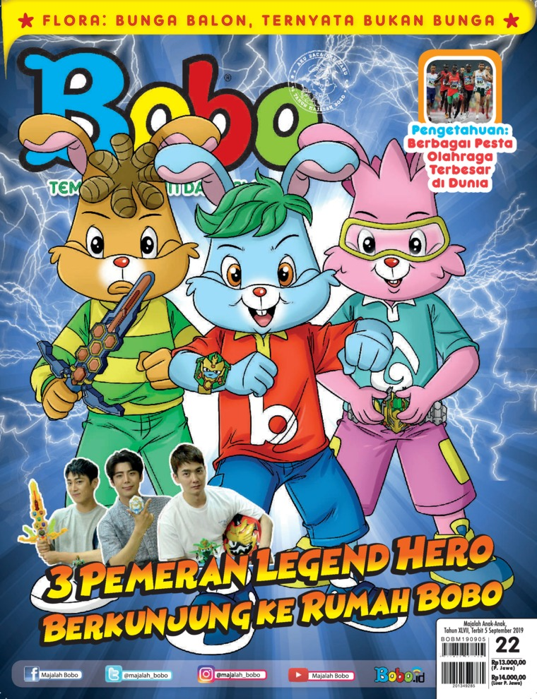 Bobo Digital Magazine ED 22 September 2019