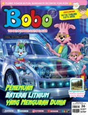 Bobo Magazine Cover ED 36 December 2019