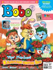 Bobo Magazine Cover ED 37 December 2019