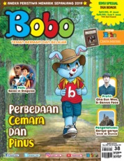 Bobo Magazine Cover ED 38 December 2019