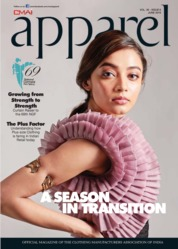 Apparel Magazine Cover June 2019