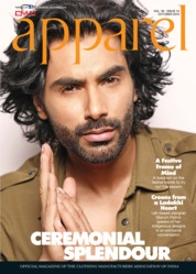 Apparel Magazine Cover October 2019