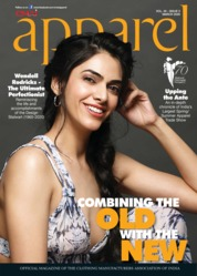 Apparel Magazine Cover March 2020