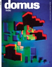 Domus India Magazine Cover