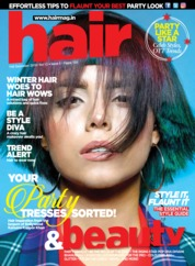 Hair & Beauty Magazine Cover December 2019