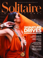 Cover Majalah Solitaire International Maret 2019
