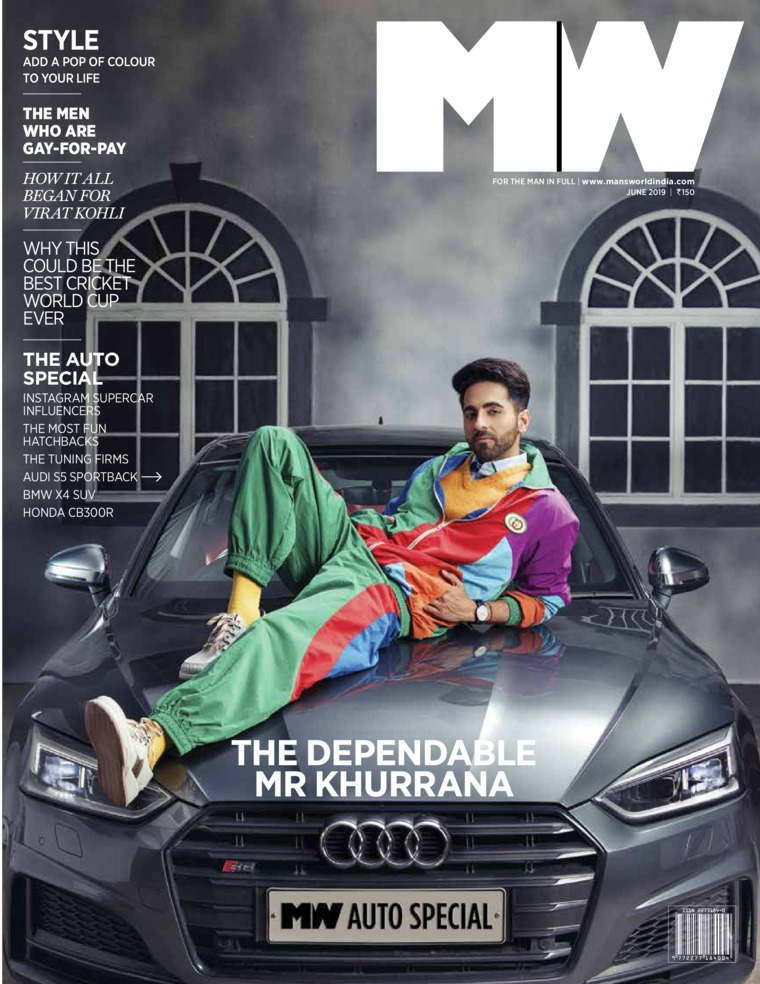 Man's World India Digital Magazine June 2019