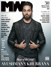 Man's World India Magazine Cover December 2019