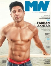 Man's World India Magazine Cover February 2020