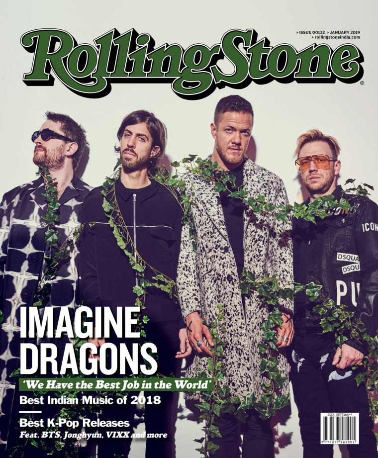 Majalah Digital Rolling Stone India Januari 2019