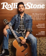 Cover Majalah Rolling Stone India September 2019