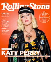Cover Majalah Rolling Stone India November 2019