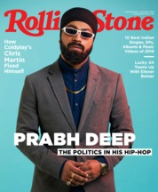 Cover Majalah Rolling Stone India Januari 2020