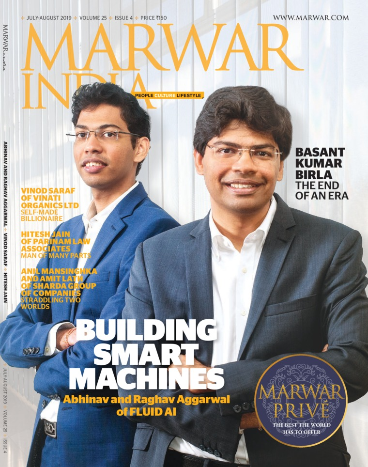 Marwar India Digital Magazine July-August 2019