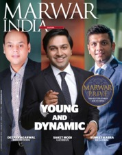 Marwar India Magazine Cover January-February 2019