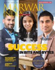 Marwar India Magazine Cover May-June 2019