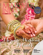 Marwar India Magazine Cover November-December 2019