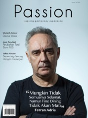 Cover Majalah Passion ED 36 Juli 2020