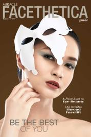 MIRACLE FACEthetica Magazine Cover ED 02 September 2017