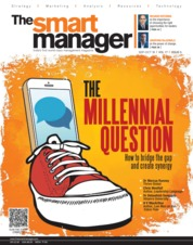 Cover Majalah The Smart Manager September-Oktober 2018