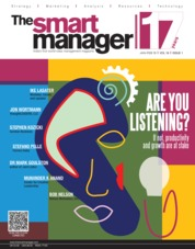 The Smart Manager Magazine Cover January-February 2019