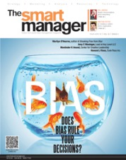 The Smart Manager Magazine Cover March-April 2019