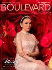 BOULEVARD Magazine Cover September 2019