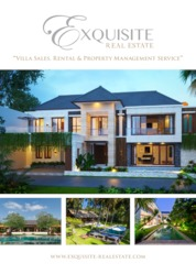 Cover Majalah EXQUISITE REAL ESTATE ED 07 Januari 2020