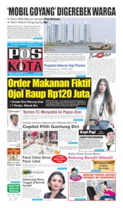 Cover Pos Kota 21 November 2019