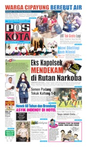 Pos Kota Cover 22 November 2019