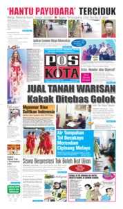 Pos Kota Cover 06 December 2019