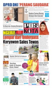Pos Kota Cover 07 December 2019