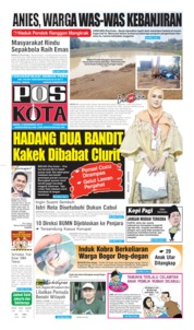 Pos Kota Cover 09 December 2019
