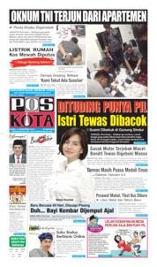 Pos Kota Cover 11 December 2019