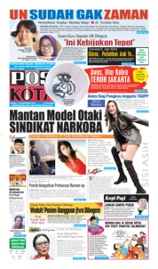Pos Kota Cover 12 December 2019