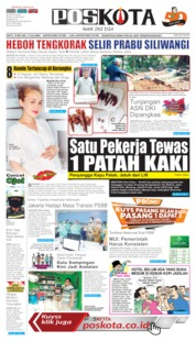 Pos Kota Cover 30 May 2020