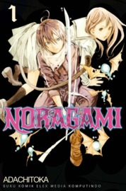 Noragami 01 by Adachitoka Cover