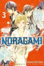 Noragami 03 by Adachitoka Cover