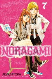 Noragami 07 by Adachitoka Cover