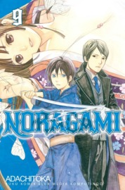Noragami 09 by Adachitoka Cover