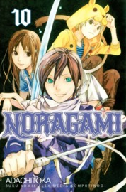 Noragami 10 by Adachitoka Cover