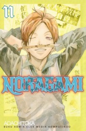 Noragami 11 by Adachitoka Cover