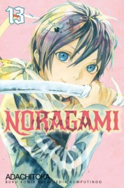 Noragami 13 by Adachitoka Cover