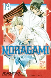 Noragami 14 by Adachitoka Cover